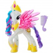 My Little Pony Printesa Celestia Glitter and Glow