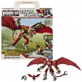 Set KRE-O Transformers Prime Beast Hunters